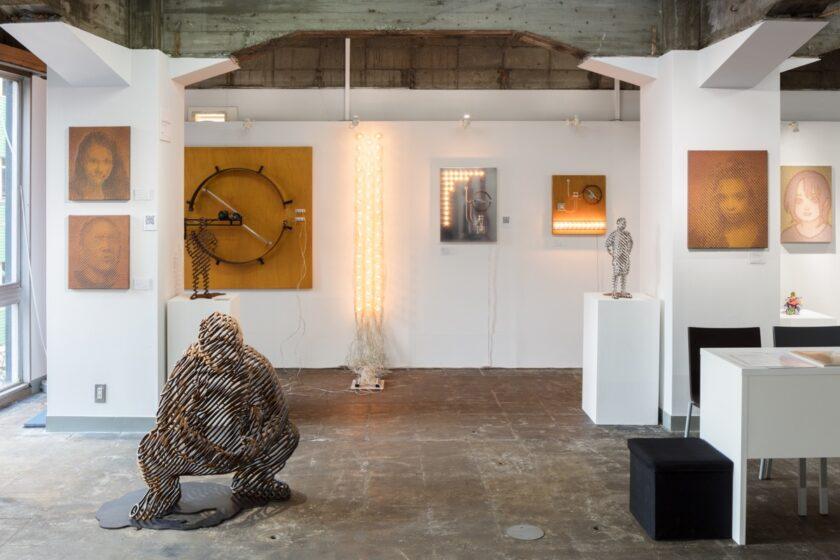 TEZUKAYAMA GALLERY, ART OSAKA WALL 2020